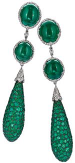 Ashok Sancheti Pioneer Gems Platinum, emerald and diamond ...