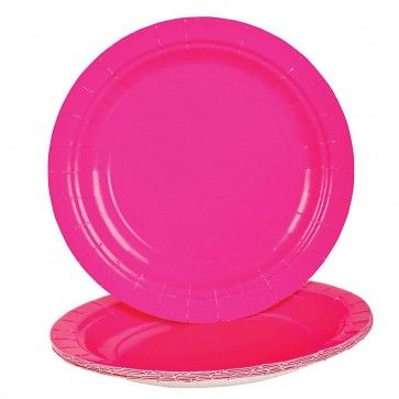 These super cool Hot pink party plates are a must for all Hens Night. What girl doesn't love pink!  http://www.peckaproducts.com.au/hens-night-hot-pink-plates-10.html