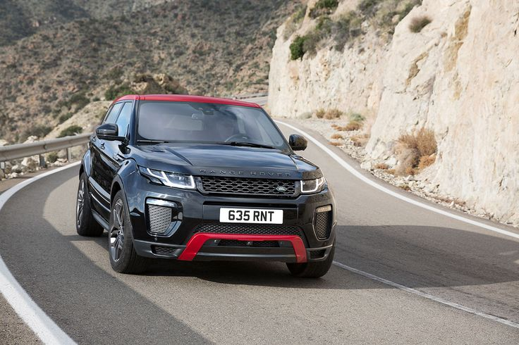 Land Rover unleashes Range Rover Evoque Ember Limited Edition to celebrate sales milestone
