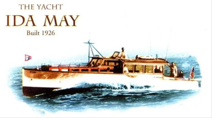 1926 Fellows and Stewart Sport Fish Power Boat For Sale - www.yachtworld.com