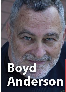 Boyd Anderson: Amber Road. Available at Hurstville Library