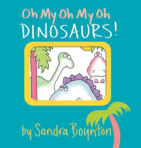 47 best dinosaurs images on pinterest baby books childrens books boynton on board books for kids fandeluxe Image collections