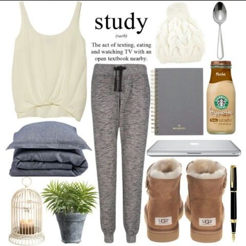 Lazy Day Outfit or a cute spring outfit for school! Minus the beanie in place for a messy bun. Perfect outfit though!
