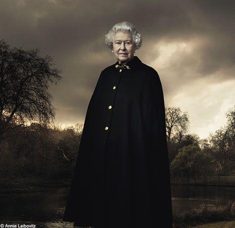 Annie Leibovitz--Queen Elizabeth II