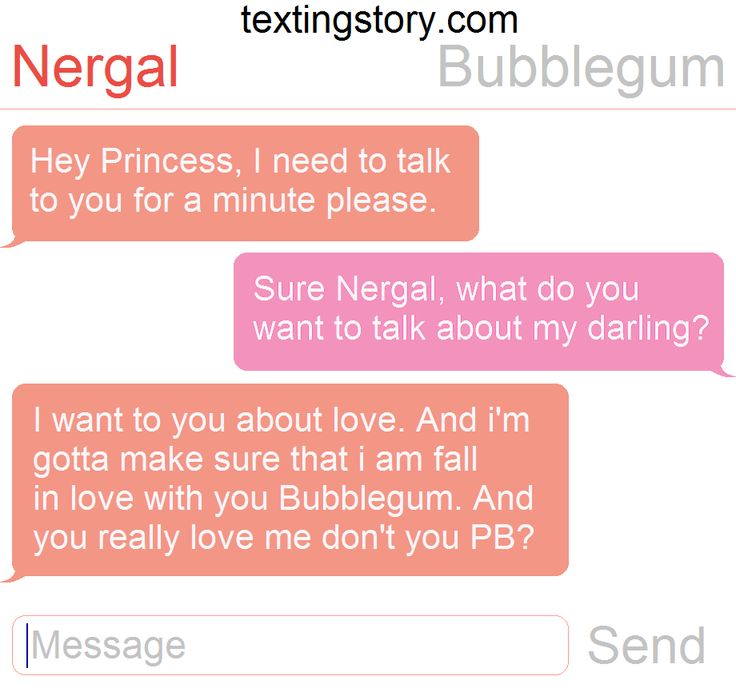 Nergal And Princess Bubblegum In Texting Story For Best Love Ever (Bubblegal) Cartoon Network HD 2017 Art By Nathaniel <3<3<3<3<3<3<3