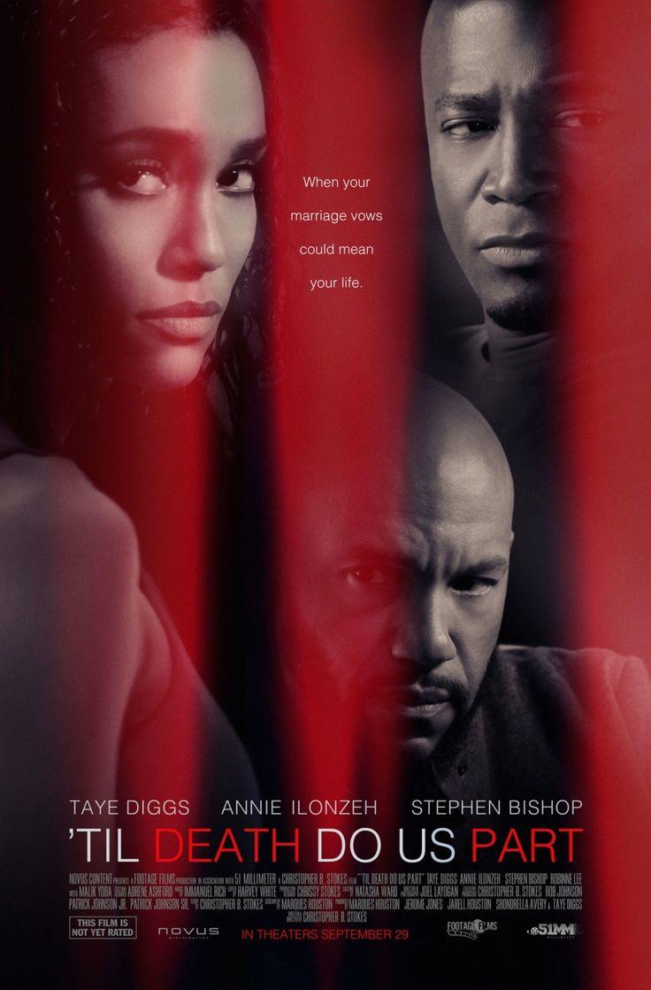 Taye Diggs, Stephen Bishop, and Annie Ilonzeh in Til Death Do Us Part
