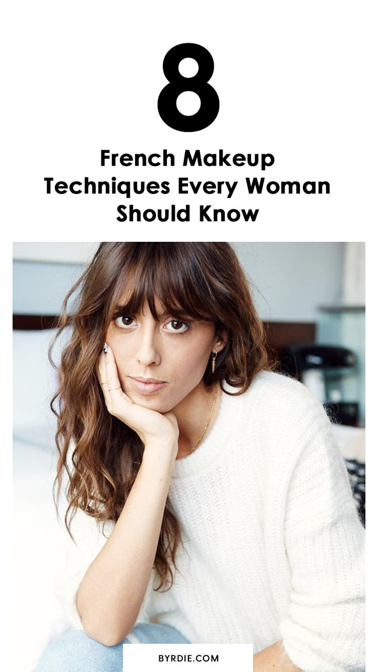 French makeup tips