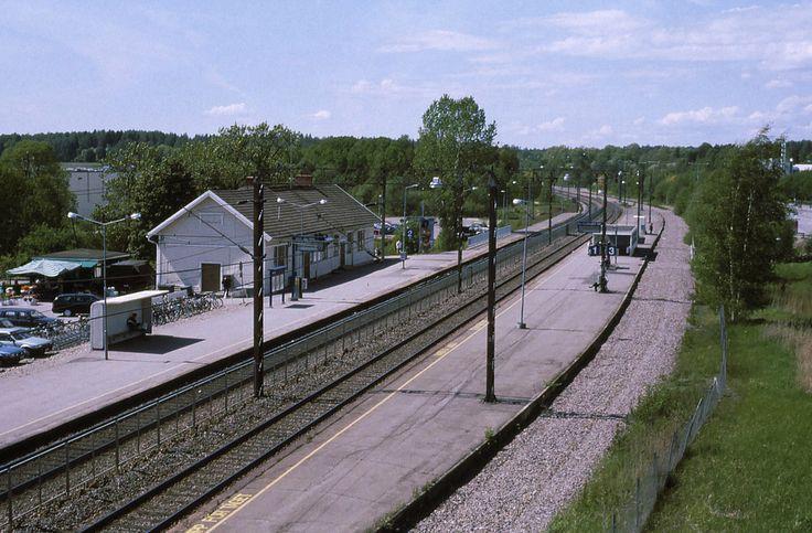 Leppävaaran asema 29.5.1998