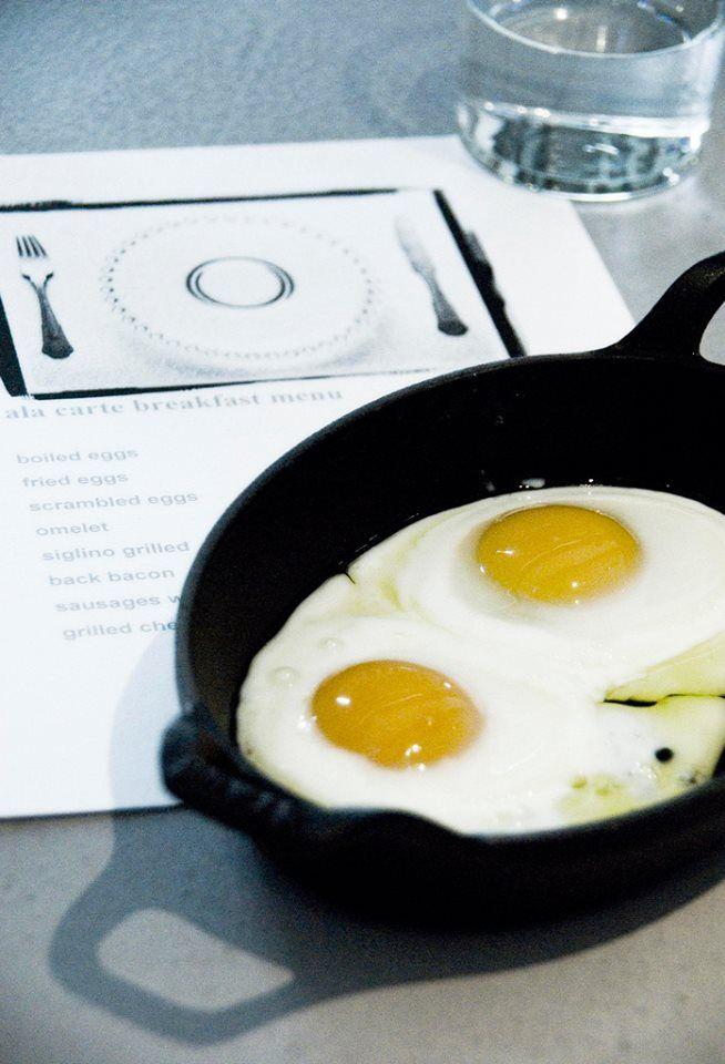 Breakfast time at Periscope Restaurant! #breakfast #food #periscopehotel #yeshotels