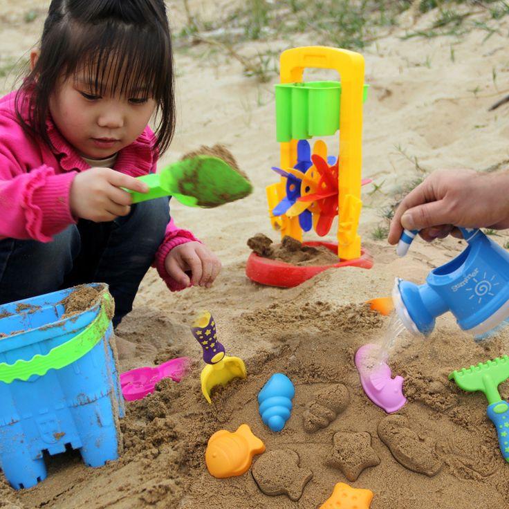 Дешевое Ребенок дноуглубительные лопатой вездеходы больших детских пляжные игрушки песочные часы песок играть в снег играть набор инструментов, Купить Качество Математические наборы непосредственно из китайских фирмах-поставщиках: