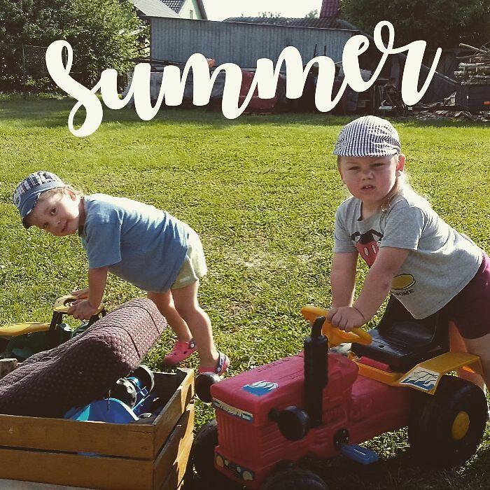 #summertime #boy #boys #playing