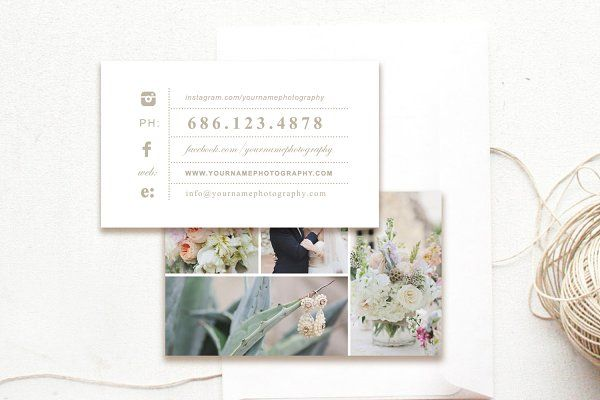 Photography Business Card - Business Cards