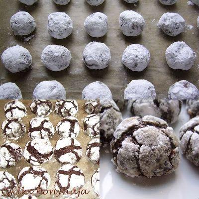 Csilla konyhája, mert enni jó!: Csokoládélabda