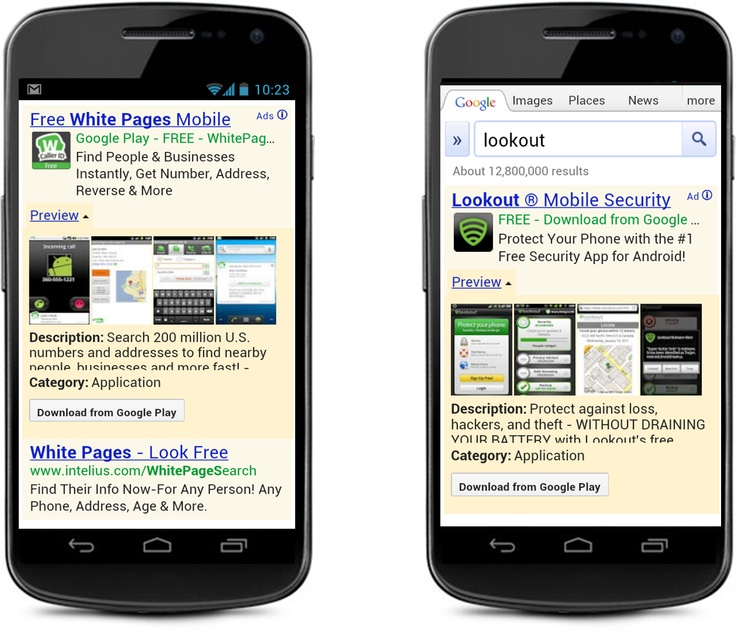 Making Search Ads Work For Businesses With Mobile Apps Google