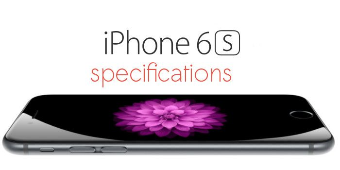 iPhone 6S features and specs - A9 processor, 4.7-inch Force Touch display and improved Touch ID. Review of the iPhone 6S specs & features according to Apple