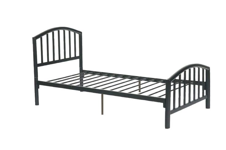 25 best ideas about twin size bed frame on pinterest twin size beds bed frame sizes and diy - How to build a twin size bed frame ...