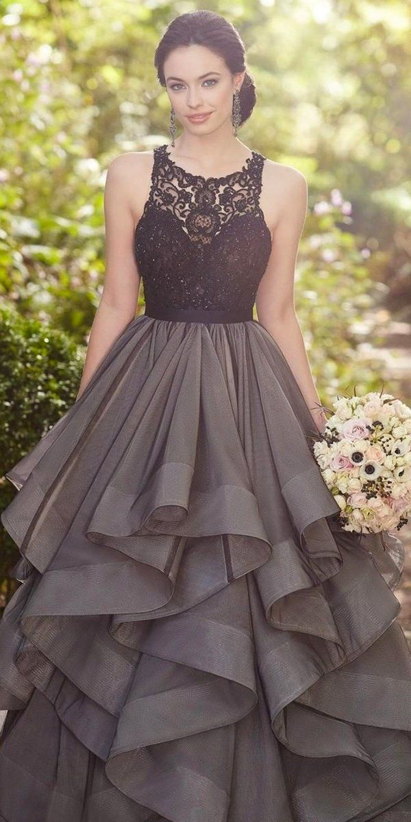 Lace Prom Dresses 2020 Long Sleeve Ball Gown Floor Length Appliques Evening Dresses Puffy Party Dresses In 2020 Long Sleeve Ball Gowns Quincenera Dresses Pretty Quinceanera Dresses