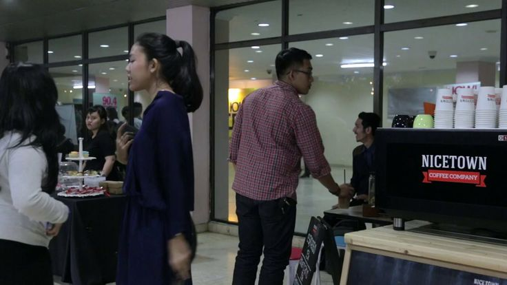 Nicetown Pop-Up Coffee Bar at Heart Records - Graha Bhakti Budaya, TIM