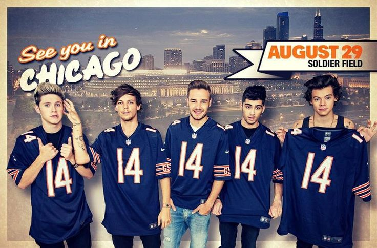 One Direction USA Tour Date. This is on my birthday (same day as Liam's) so this will be amazing.
