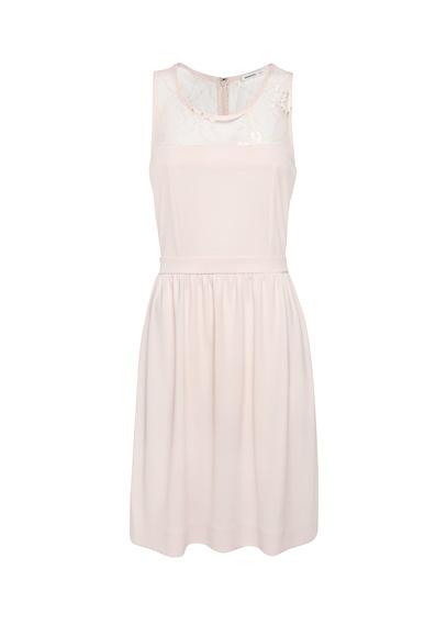 MANGO - KLEDIJ - Jurken - Baby roze jurk