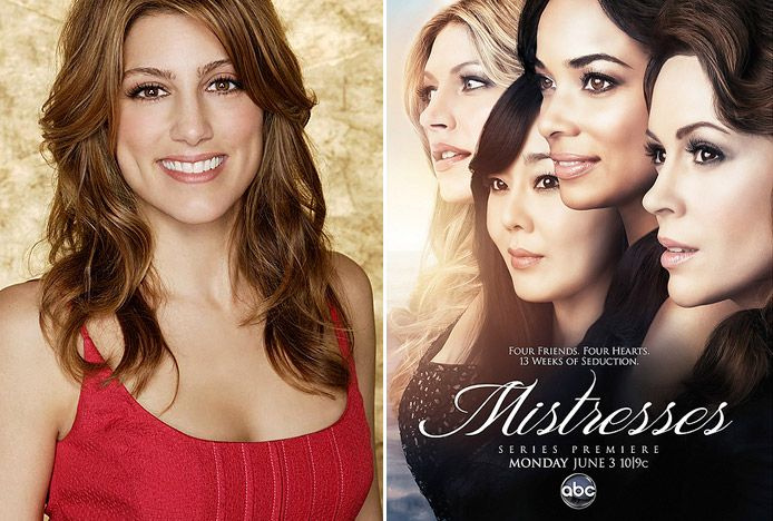 Jennifer Esposito is set to replace Alyssa Milano in the third season of ABC's romantic drama series Mistresses.
