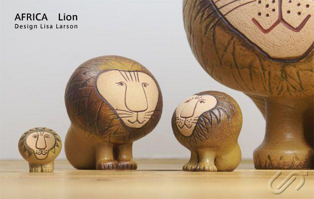 Lisa Larson (リサ・ラーソン) / Lion