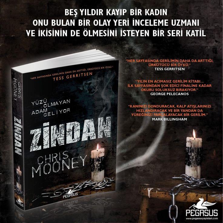 Yeni kitabımız 'Zindan' 28 Eylül'de raflara girecek. #Zindan #Polisiye #Gerilim