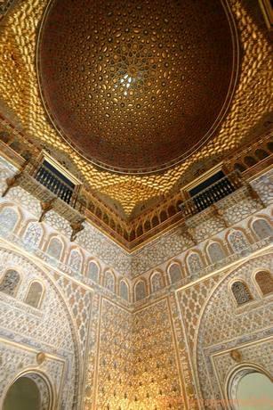 Dôme Salon de Embajadores Sevilla Alcazar 3429 España