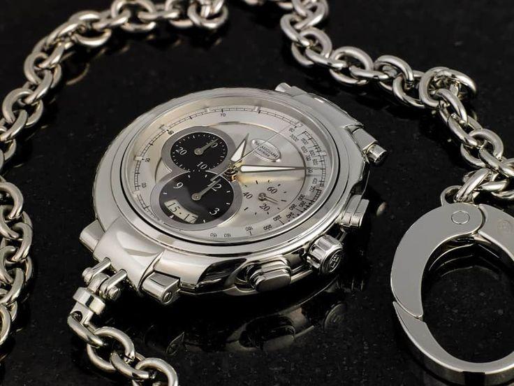 Parmigiani Tonda Transforma Chronograph  - De mooiste zakhorloges van alle tijden - Manify.nl
