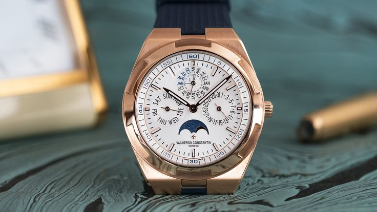 A Week On The Wrist: The Vacheron Constantin Overseas Ultra-Thin Perpetual Calendar In Pink Gold