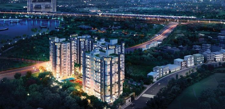 ECOS, Live in lap of nature in Rajarhat Kolkata. Premium residential tower coming up near eco park. Call 9830272666 for booking or visit www.sidusrealty.in