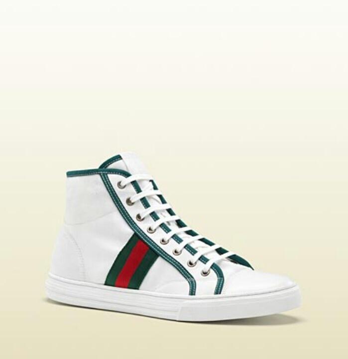 Gucci men's sneakers website exclusive