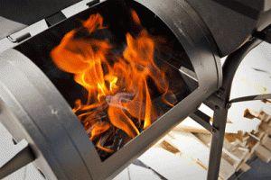 Backen im Barbecue Smoker (Brot, Pizza und Kuchen)