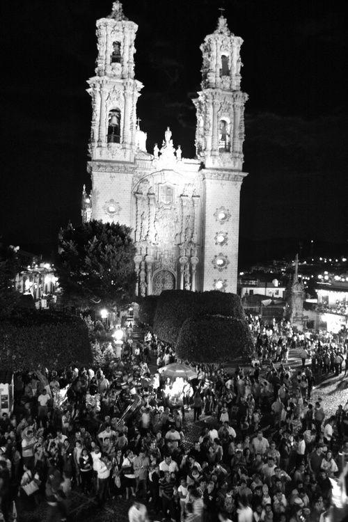 Taxco Easter Semana Santa