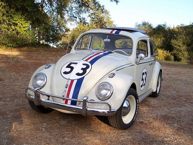 211 best Herbie images on Pinterest | Vw beetles, Vw bugs ...