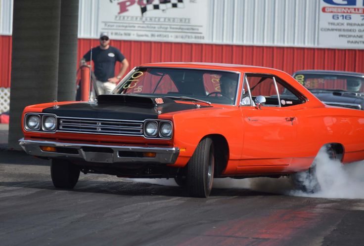 1969 Plymouth Road Runner 440