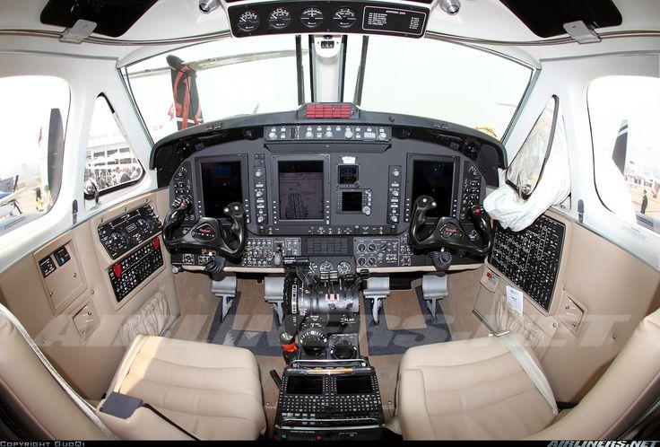 Hawker Beechcraft 250 King Air aircraft picture | Beech ...