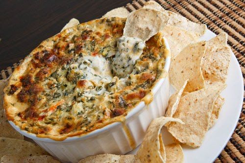 Dip, Hot Cheesy, Spinach Artichoke Dip, Spinach Dips, Cheesy Crabs ...