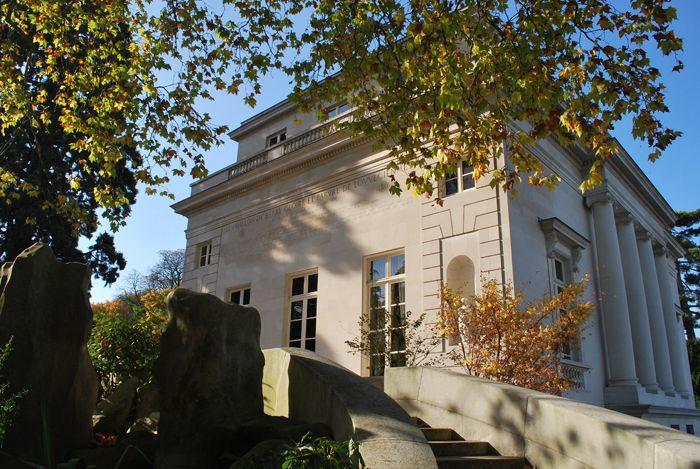 Pavillon de Musique de la Comtesse du Barry, Louveciennes. Lieu de réception et de concert, visites organisées sur rendez-vous. Crédit OTPDI