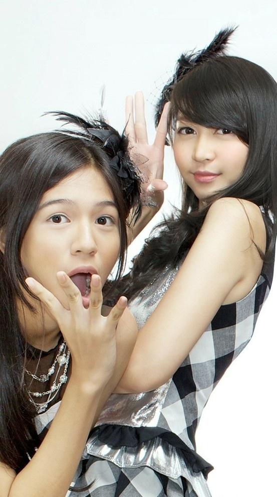 JKT48 Jessica Veranda (Ve) (ジェシカ・ヴェランダ) (Vey) (ヴェイ) Gabriela Margareth Warouw (Gaby)