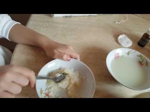 Saclarin yeniden berpasi ucun maska - YouTube