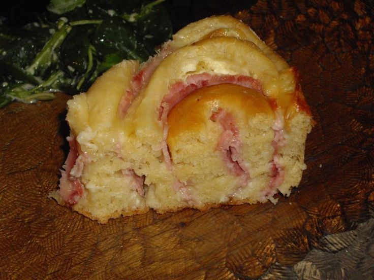 Chinois jambon raclette (Thermomix)