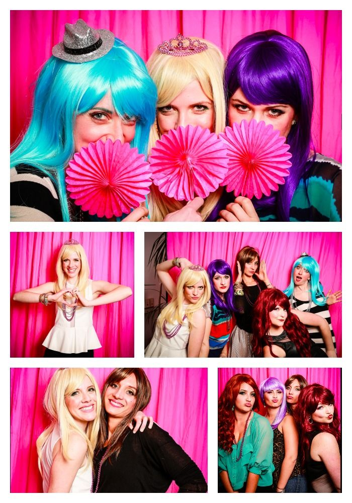 Alexis Meads | Bachelorette Party | Wig Party