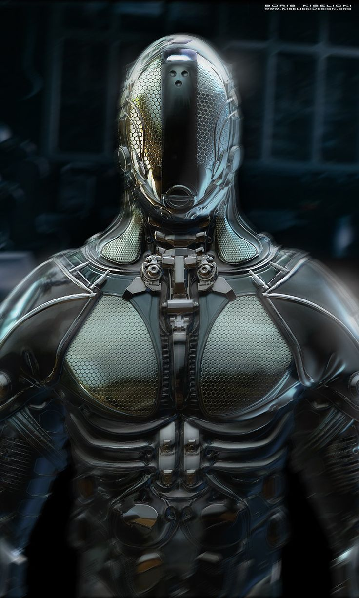 boy finds alien robot suit drawing