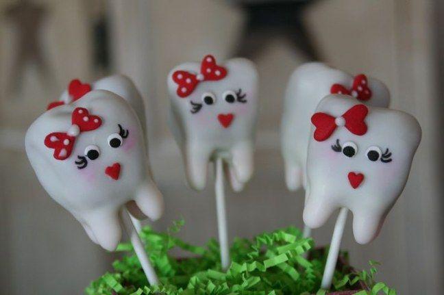 Los Cake pops más originales #art #cakepop #dessert #cocina #ideas
