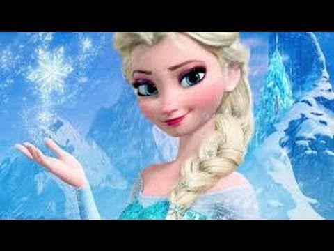 20 cosas que no sabias de la pelicula Frozen una aventura congelada - YouTube