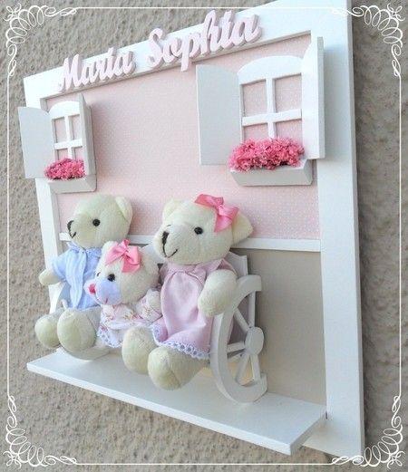 Porta Maternidade,enfeite de porta, decoração infantil,decoração de quarto de bebê, baby room,nursery, maternity door, - REF:1001 www.gkids.com.br