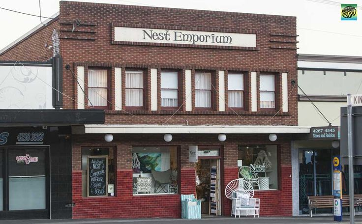 The Nest Emporium is a homewares and gift boutique specialising in unique and interesting things.