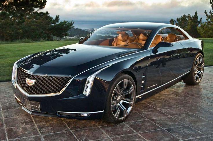 2016 Cadillac Elmiraj