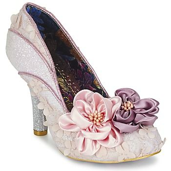 Step into the new season in style with the Peach Melba from Irregular Choice. With their synthetic sole and elegant 10 cm heel, these heels will quickly become your best fashion ally! Fashion at its best... - Colour : Pink - Shoes Women £ 83.20